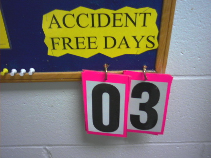 AccidentFreeDays